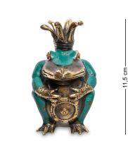 """24-156 Фигура """"Царевна-лягушка"""" бронза (о.Бали)"""