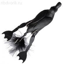 Приманка SG 3D Hollow Duckling 10 40g 05-Black 57656