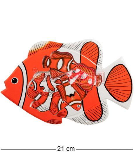 """46-010 Пазл """"Рыбы"""" (о.Бали)"""