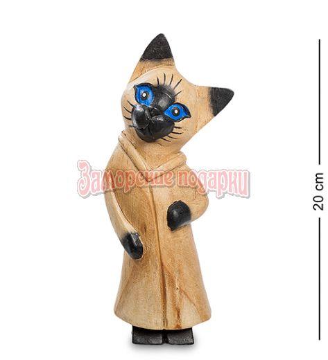 """40-028 Статуэтка Кошка """"Леди Кэт"""" суар 20 см"""