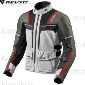 Куртка Revit Offtrack, Серо-красная