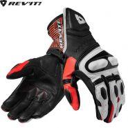 Перчатки Revit Metis , Черно-бело-красные