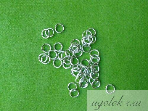 Кольцо соединительное 0,6 мм