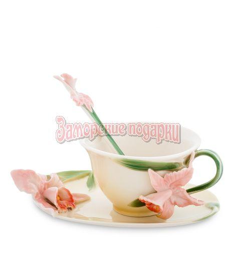 "FM-01/17 Чайная пара ""Орхидея"" (Pavone)"