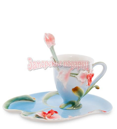 "FM-01/12 Чайная пара ""Орхидея"" (Pavone)"
