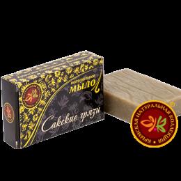 """Натуральное мыло """"Сакские грязи"""" 75г"""
