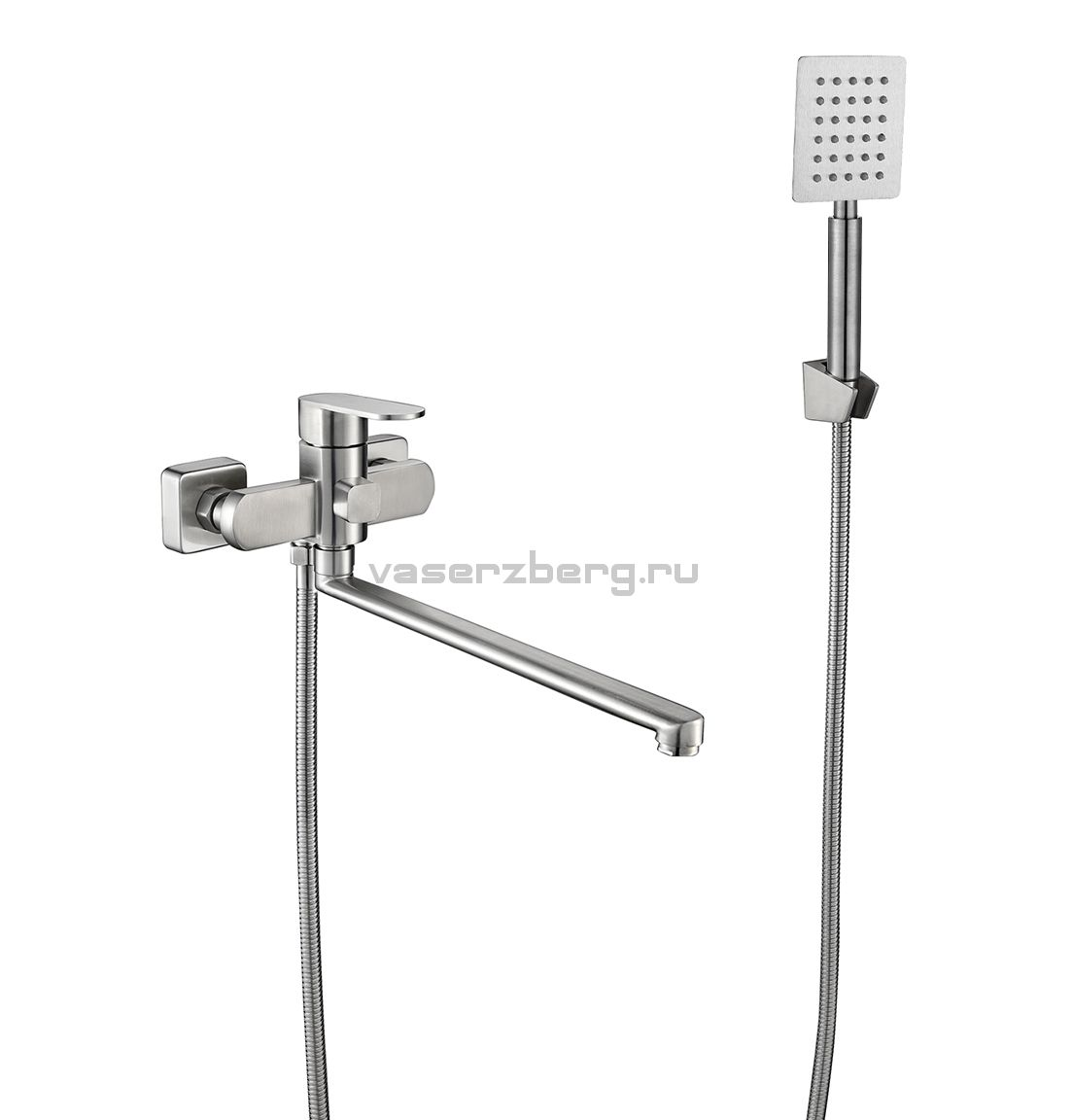 Frap F22805-2 Смеситель для ванны с изливом 35 см