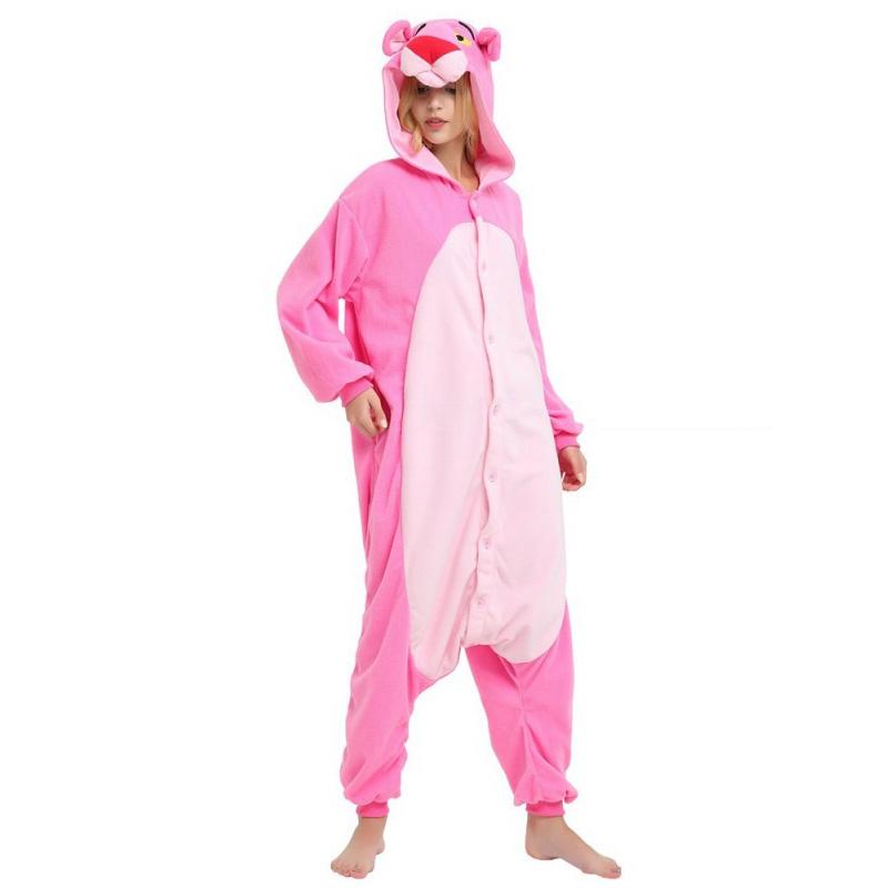 Пижама Кигуруми Розовая Пантера