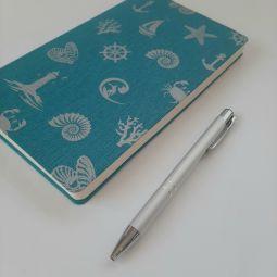 металлические ручки с логотипом