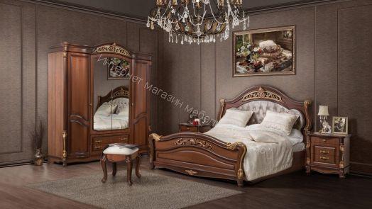 Спальня «Касандра» Орех