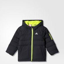 Детская куртка adidas Young Boys Down Jacket G2 чёрная