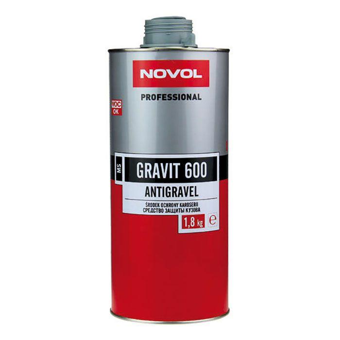 NOVOL Антигравий MS GRAVIT 600 серый, объем 1,8кг.
