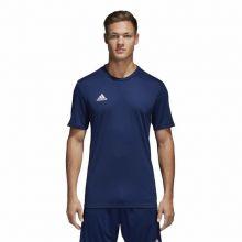 Спортивная футболка для тренировок adidas Core 18 тёмно-синяя