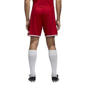 Игровые шорты adidas Regista 18 красные