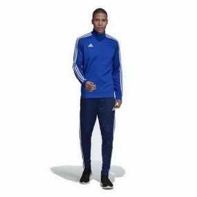Спортивная кофта adidas Tiro 19 синяя
