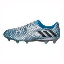 Бутсы adidas Messi 16.1 FG серебристые