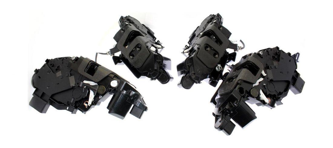 Автомобильный доводчик дверей JAGUAR XF/XJ/XE до 2015  XD017 (комплект на 4 двери) тип3