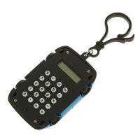 Калькулятор Брелок 8-разрядный Машинка (цвет синий)_2