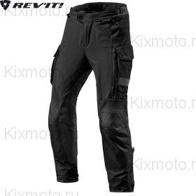 Мотоштаны Revit Offtrack текстильные, Черные