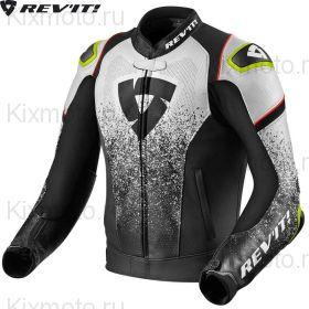 Куртка Revit Quantum, Черно-белая