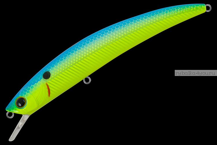 Воблер TsuYoki Tamer 112SP 112 мм / 12,7 гр / Заглубление: 0,3 - 0,5 м / цвет: L614