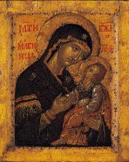 Мати Молебница икона Божией Матери (14 век)