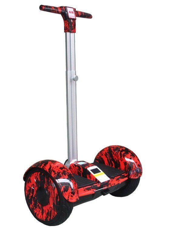 Сегвей Smart Balance A8 New 10,5 Красный Огонь