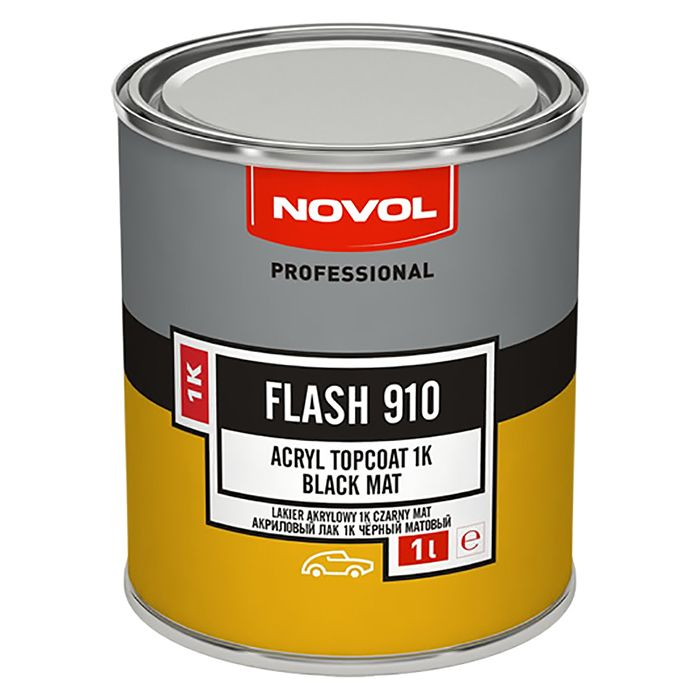 NOVOL Flash 910 1К Акриловый лак, объем 1л.