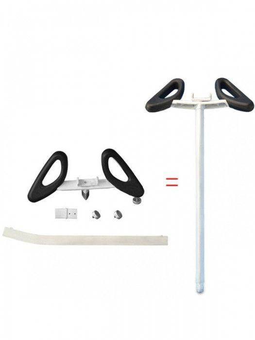 Ручка-руль для Xiaomi Ninebot Mini Белая