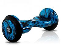 Гироскутер iBalance Prem Series 10.5 Синий огонь Самобаланс+ Приложение