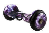 Гироскутер GT Smart Wheel 10,5 Самобаланс + App Фиолетовая Луна