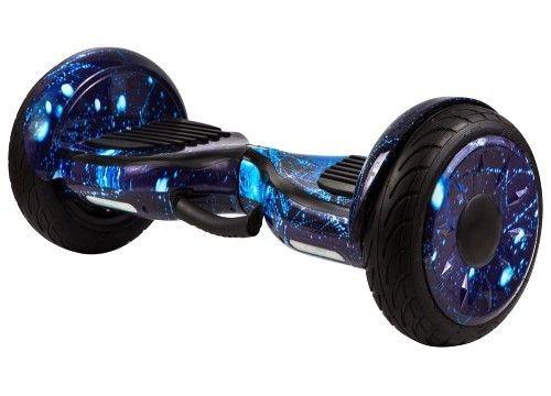 Гироскутер GT Smart Wheel 10,5 Самобаланс + App Синий Космос