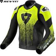 Куртка Revit Quantum Air, Черная с неоновым желтым