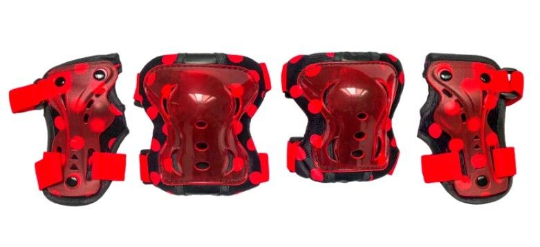 Комплект защиты TechTeam Safety Line 300 Красный