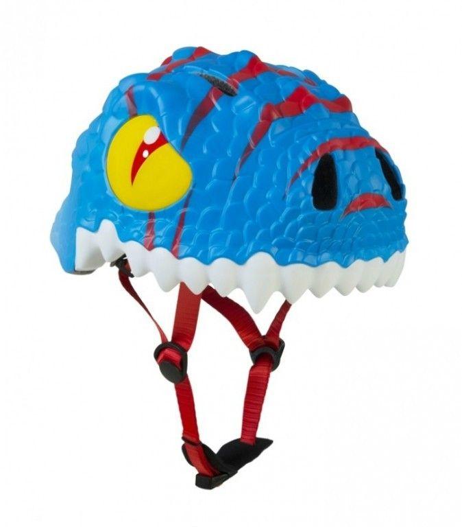 Шлем Crazy Safety Шлем Blue Dragon Новая Коллекция 2018 (Синий Дракон)