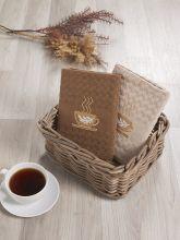 Комплект вафельных полотенец SALVA (45*65)*2  Арт.3477-2
