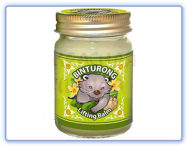 Белый бальзам для лифтинга с Пуэрария Мирифика Lifting Balm Binturong
