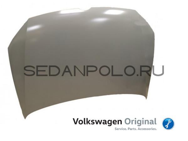 Капот VAG Volkswagen Polo Sedan Sedan Дорестайлинг / Polo GT