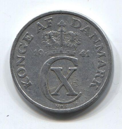 5 эре 1941 года Дания