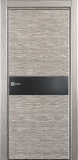 Межкомнатная дверь Ultra D2 с 3D-панелью