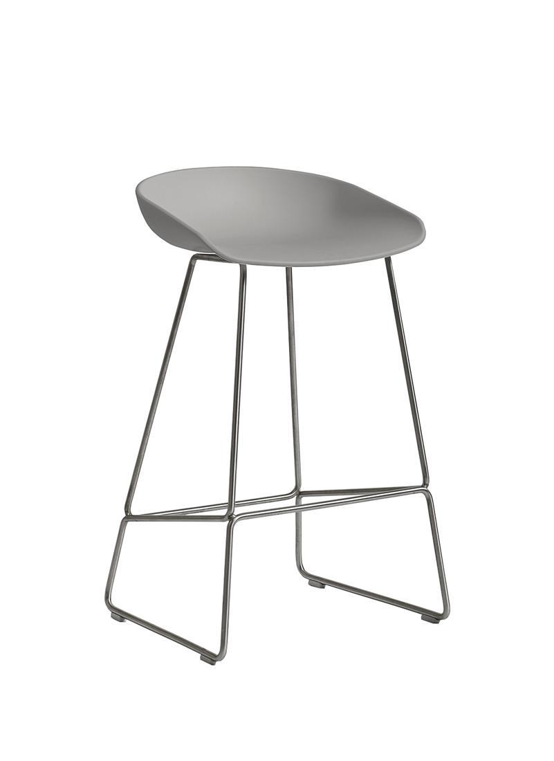 Барный стул Neo серый
