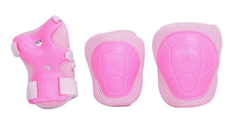 Защитный комплект снаряжения Armor Розовый
