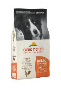 Almo Nature Для Взрослых собак с Курицей