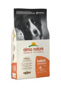Almo Nature Для Взрослых собак с Лососем