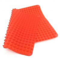 Силиконовый коврик Pyramid Pan (цвет оранжевый)_2