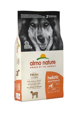 Almo Nature Для Взрослых собак Крупных пород с Ягненком