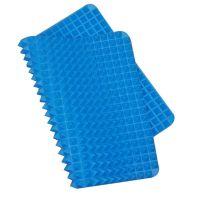 Силиконовый коврик Pyramid Pan (цвет голубой)_2