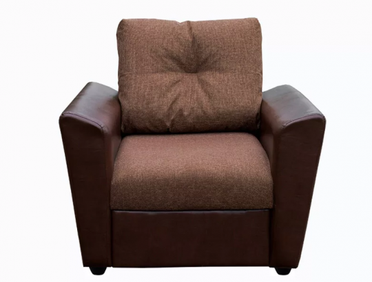 Кресло для отдыха Амстердам коричневый