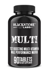 BlackStone Labs MultiVit + Tribulus (витамины + тестбустер) 90 таб