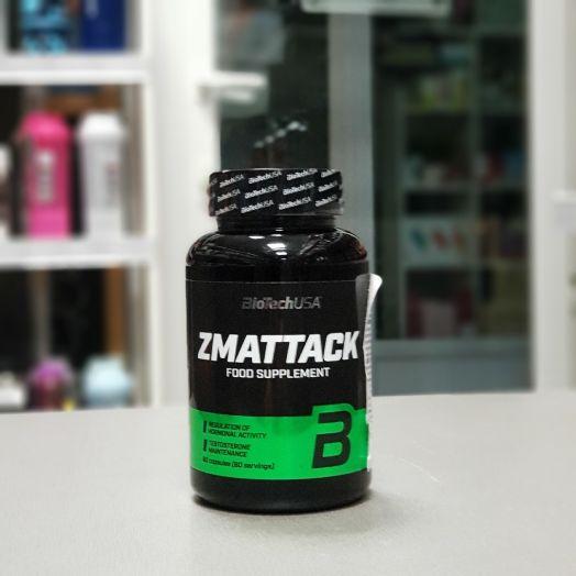 BioTech - Zmattack (60 капс)